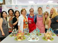 Castle class at Shore cake Supply in New Jersey, USA