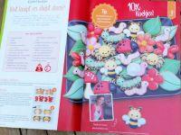 Tutorial for Dutch cake decorating magazine MjamTaart!