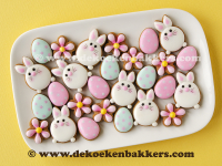 Chubby Bunny cookies