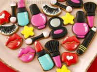 Make-up cookies