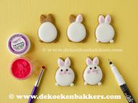 Step-by-step Chubby Bunny