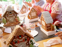 Cuckoo Clock Class at TaartenDeco in Vosselaar (BE)
