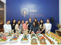Cookie Decorating Classes De Koekenbakkers - PBA World Bangkok 2018