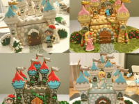 Students results Gingerbread Castle class