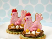 3D Chicken Cookie - Basic class