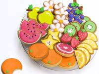 Fruitkoekjes