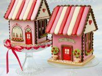 Gingerbread House bakery Cookie Jar