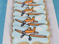 Planes koekjes