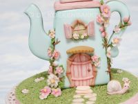 Teapot House Spring version