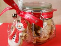 Christmas Cookie Jars for Sony